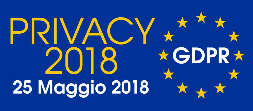 Regolamento Europeo Privacy 2018