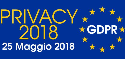 Regolamento Europeo Privacy 2018